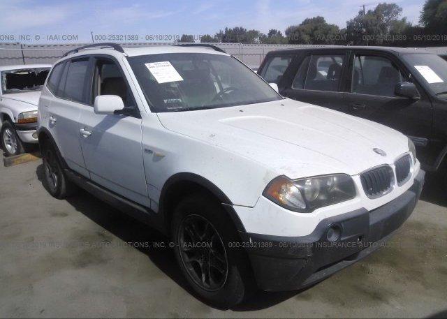 Inventory #192011976 2004 BMW X3