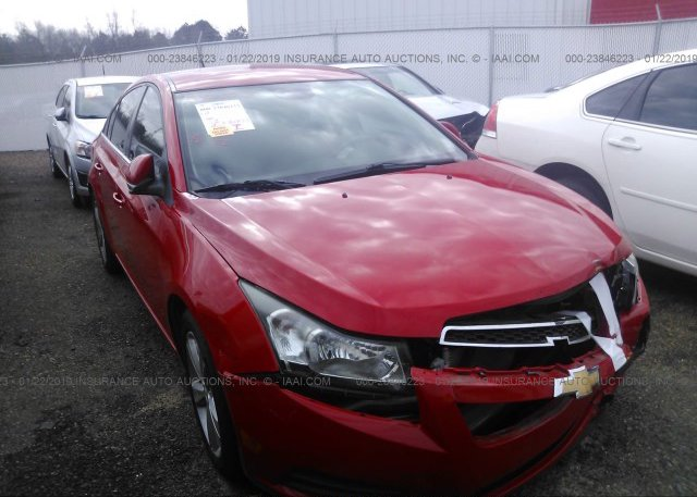 Inventory #869311654 2014 Chevrolet CRUZE