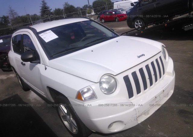 Inventory #502821529 2008 JEEP COMPASS