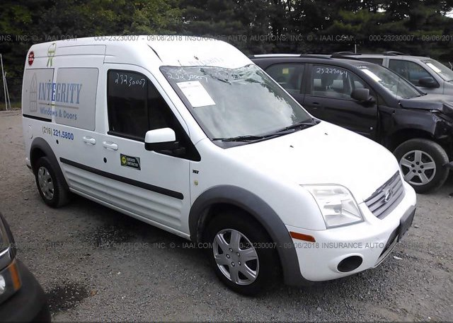 Inventory #532287310 2012 FORD TRANSIT CONNECT