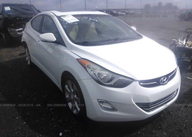 Inventory #504132414 2011 Hyundai ELANTRA