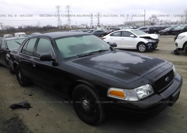 Inventory #134408050 2011 FORD CROWN VICTORIA