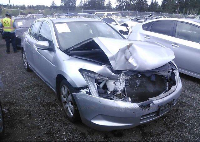 Inventory #718236235 2009 Honda ACCORD
