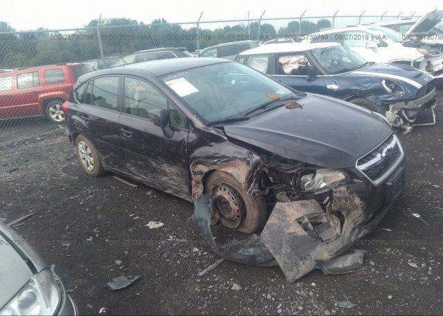 Inventory #860717672 2012 Subaru IMPREZA