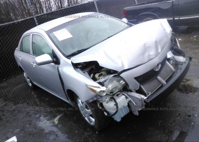 Inventory #276549701 2010 Toyota COROLLA