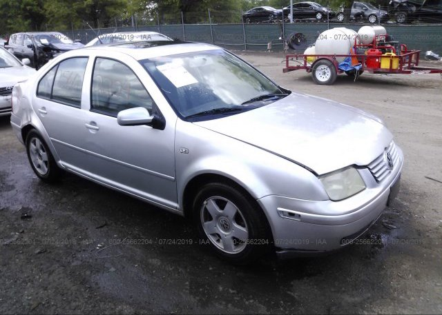 Inventory #963611151 2000 Volkswagen JETTA