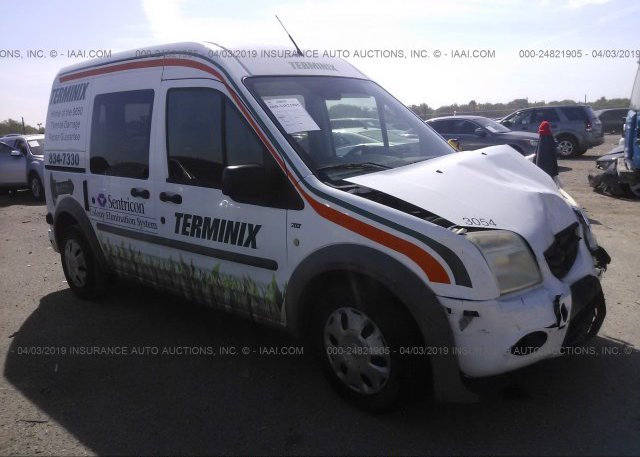 Inventory #956505242 2011 FORD TRANSIT CONNECT