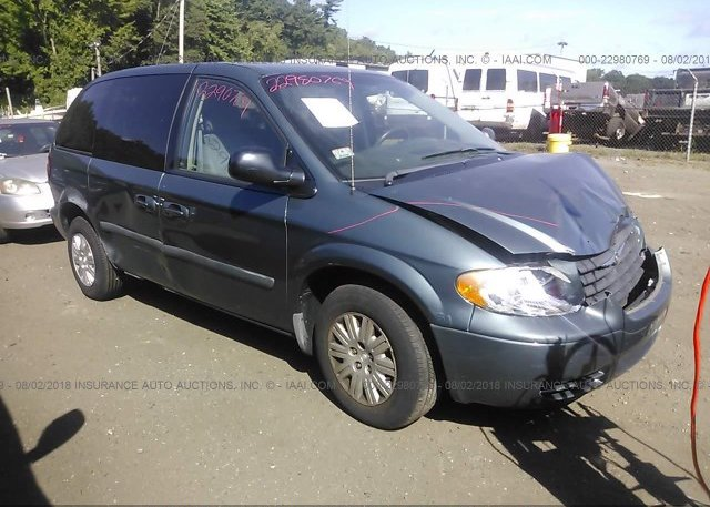 Inventory #371855836 2006 Chrysler TOWN & COUNTRY