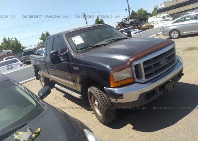 Inventory #123077810 2000 FORD F350