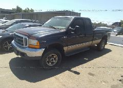 2000 FORD F350 - 1FTSX31F8YEC75137 Right View