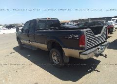 2000 FORD F350 - 1FTSX31F8YEC75137 [Angle] View