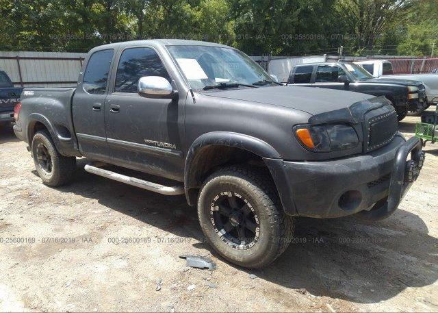 Inventory #846260114 2004 Toyota TUNDRA