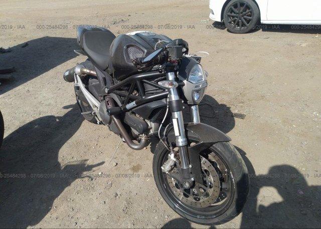 Inventory #610594302 2012 Ducati MONSTER