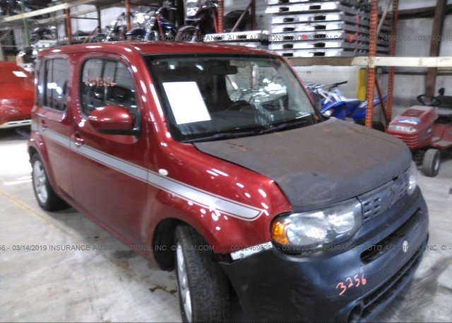 Inventory #854799900 2011 Nissan CUBE