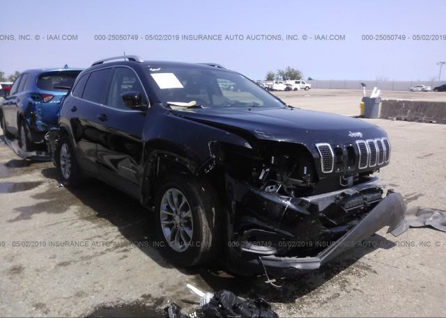 Inventory #677422803 2019 JEEP CHEROKEE