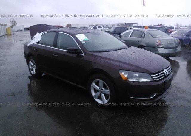 Inventory #230688065 2012 Volkswagen PASSAT