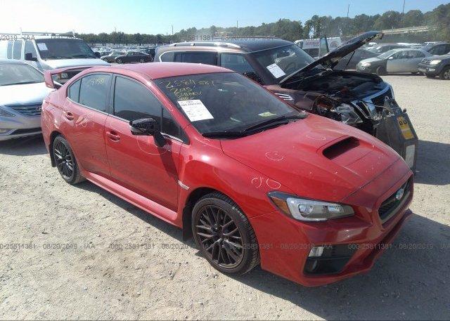 Inventory #444695610 2015 Subaru WRX