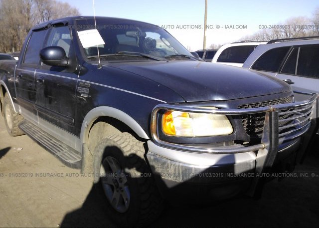 Inventory #807528680 2002 FORD F150