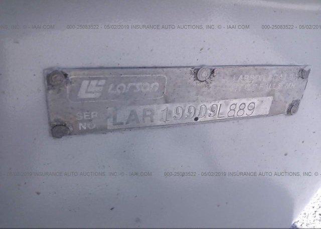 1989 LARSON BOAT - LAR19909L889