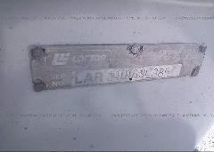 1989 LARSON BOAT - LAR19909L889 engine view