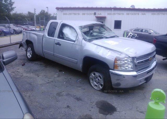 Inventory #685643486 2013 Chevrolet SILVERADO