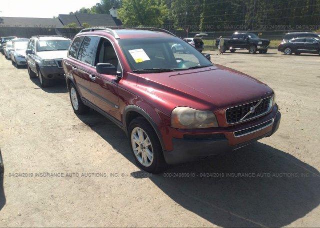Inventory #935311789 2004 Volvo XC90