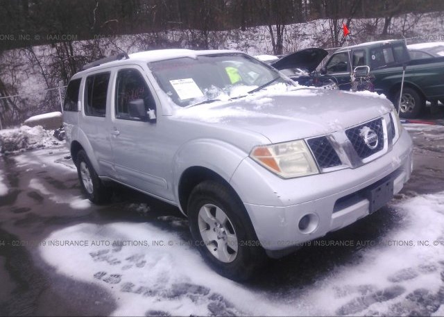 Inventory #372094402 2005 Nissan PATHFINDER