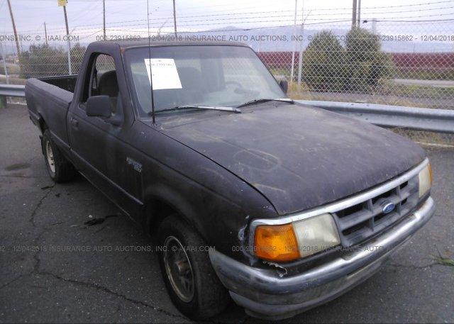 Inventory #243544694 1993 FORD RANGER