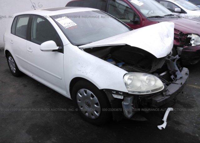Inventory #238543837 2009 Volkswagen RABBIT