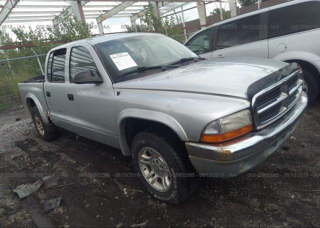 Inventory #245943857 2003 Dodge DAKOTA