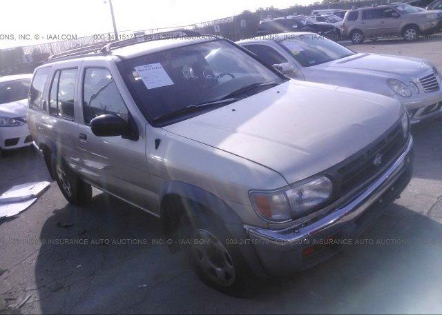 Inventory #779034682 1999 Nissan PATHFINDER