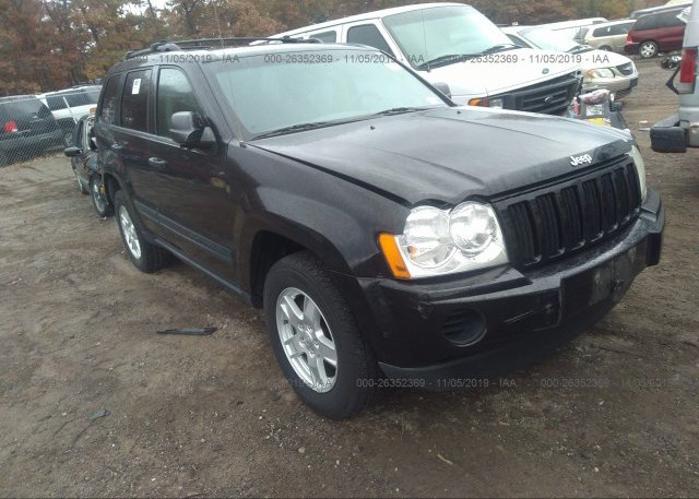 Inventory #771145041 2005 JEEP GRAND CHEROKEE