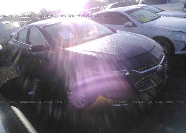 Inventory #987493679 2016 Chevrolet MALIBU