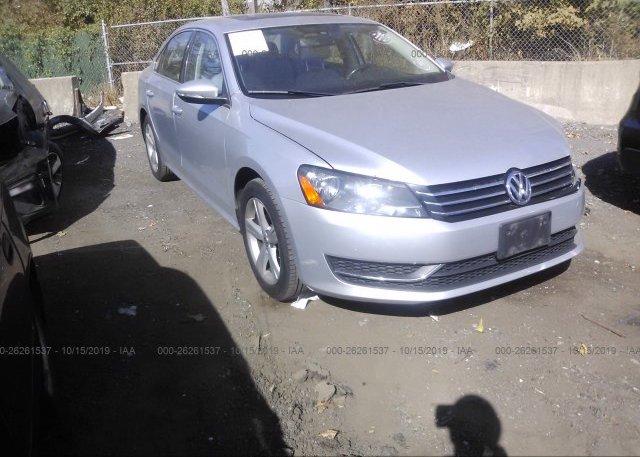Inventory #370615757 2012 Volkswagen PASSAT