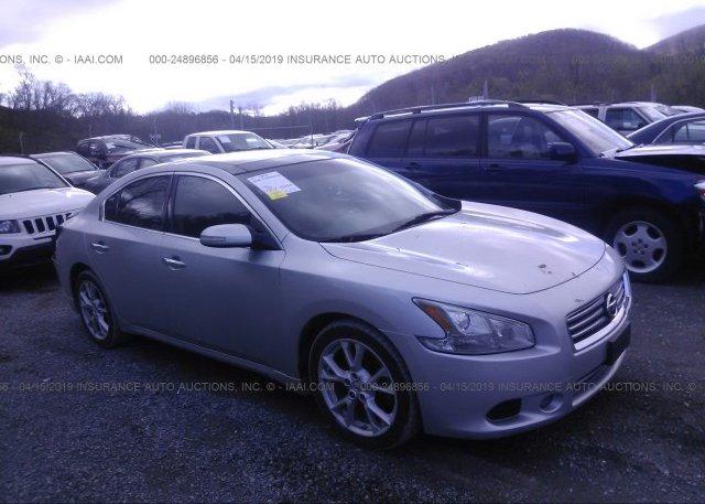 Inventory #604862904 2012 Nissan MAXIMA