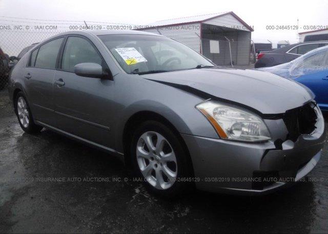 Inventory #758573244 2007 Nissan MAXIMA