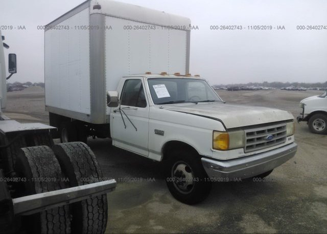 Inventory #151839672 1989 FORD F350