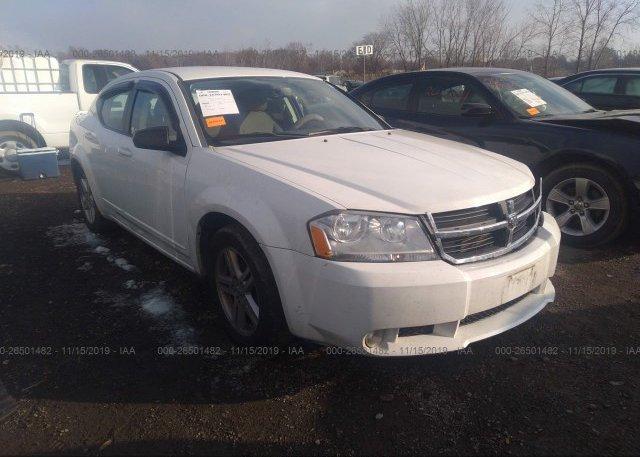 Inventory #441082643 2008 Dodge AVENGER
