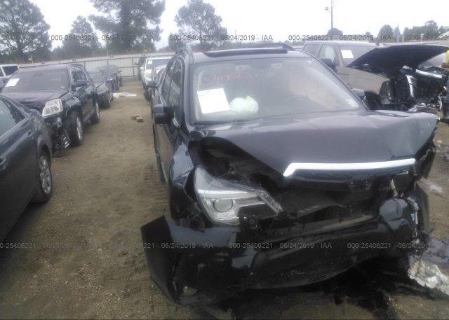 Inventory #628496811 2017 Subaru FORESTER