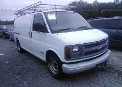 2001 Chevrolet EXPRESS G1500