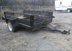 2000 HOMEMADE TRAILER