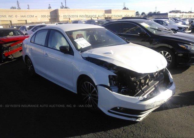 Inventory #361641050 2016 Volkswagen JETTA