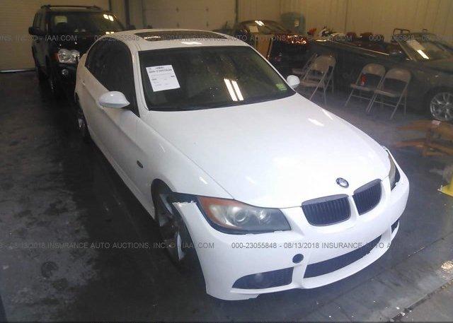 Inventory #803707506 2007 BMW 335