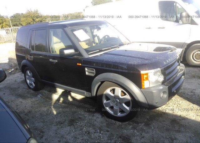 Inventory #336884032 2007 Land Rover LR3