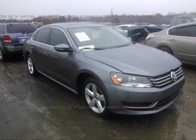 Inventory #525496010 2012 Volkswagen PASSAT