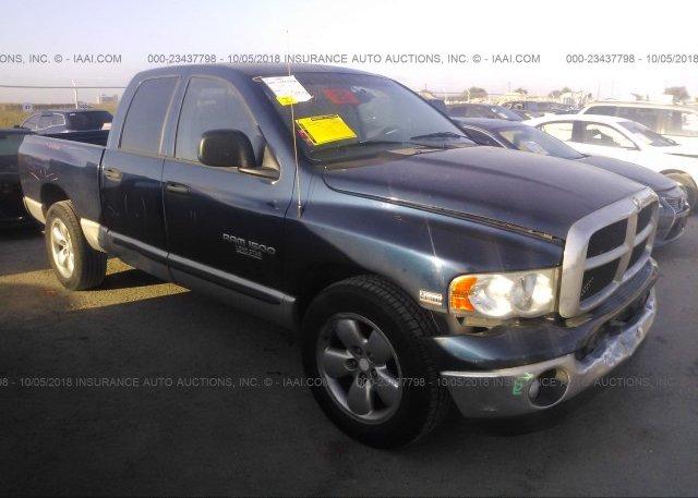 Inventory #323319378 2004 Dodge RAM 1500
