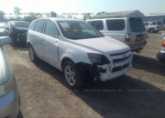 Inventory #640211905 2014 Chevrolet CAPTIVA
