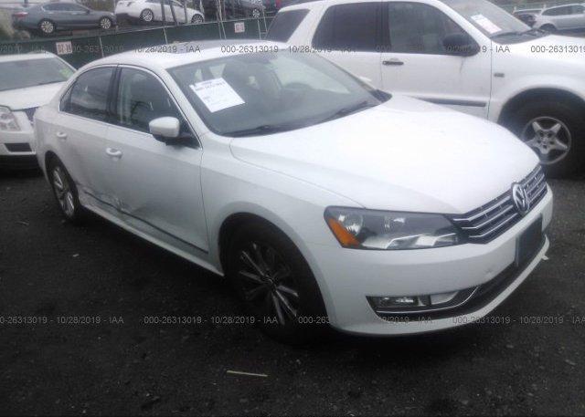 Inventory #770993620 2013 Volkswagen PASSAT