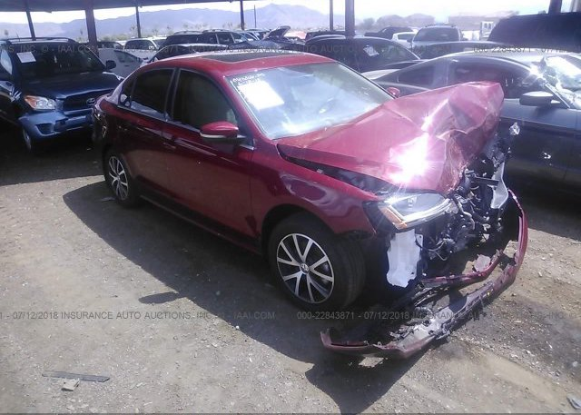 Inventory #418751004 2018 Volkswagen JETTA