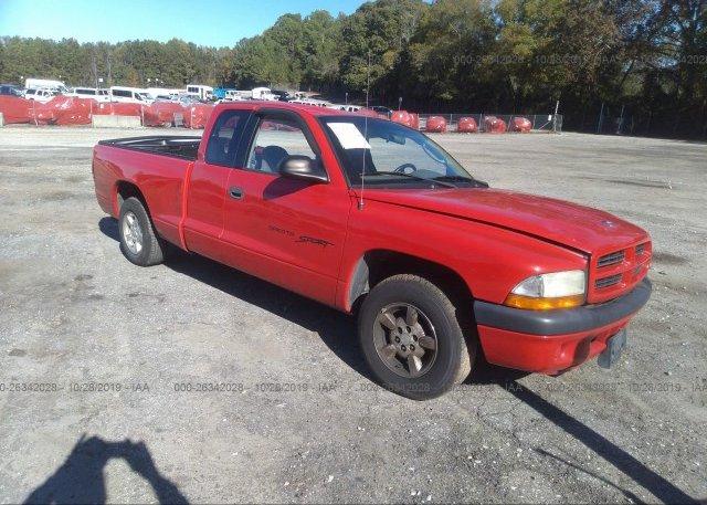 Inventory #325356588 2001 Dodge DAKOTA